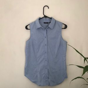 New York & Company - stretch collared button up